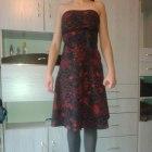 sukienka bez szelek