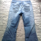 jeansy dzwony hipii