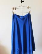 Kabaltowa spódnica...