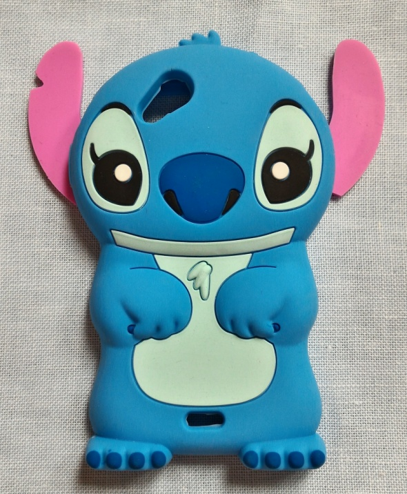 Nowe etui case Sony Xperia Arc S Stitch Lilo&Stitc