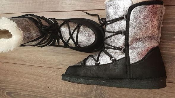 Moon shoes zimowe butymarka IDEAL SHOES
