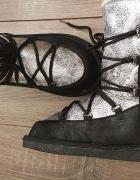Moon shoes zimowe butymarka IDEAL SHOES...
