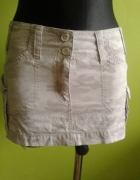 Spódniczki mini moro...