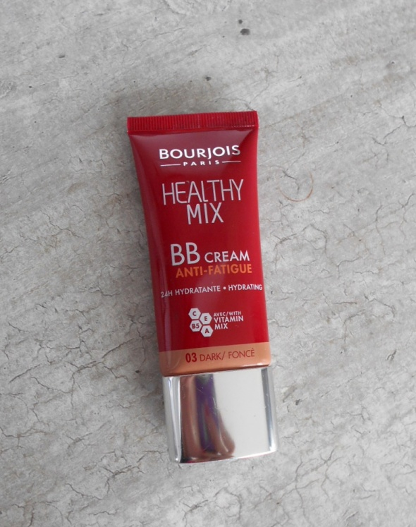 Bourjois krem BB healthy mix witaminowy 03 dark