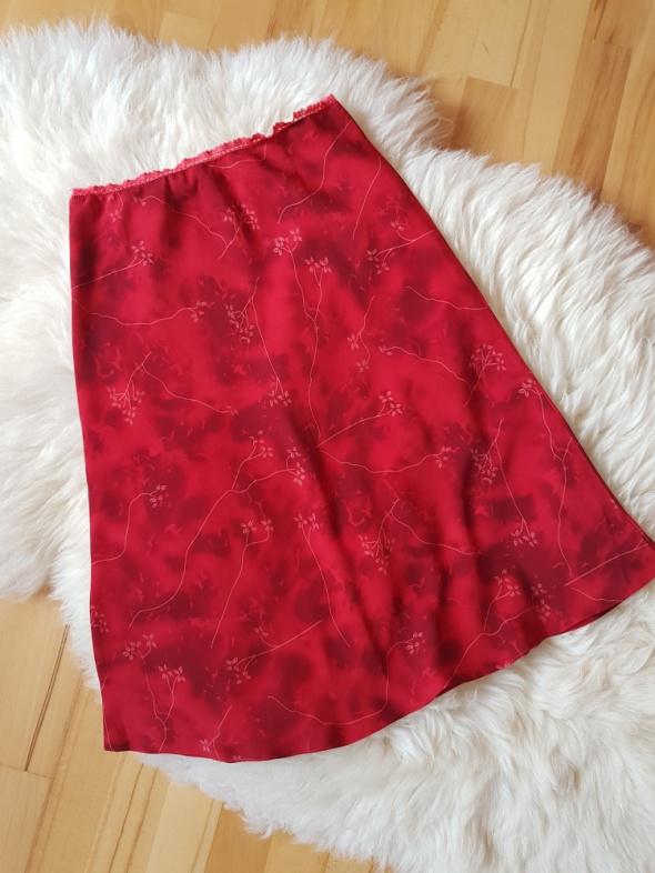 Spódnice Czerwona spódniczka 34 36