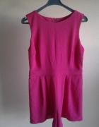 Kombinezon krótkie spodenki kolor różowy New Look...