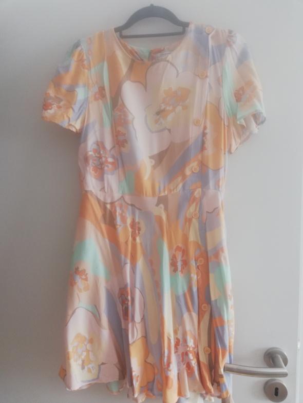Letnia sukienka Zara 38...