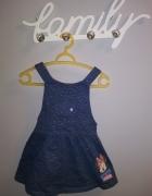 Sukienka r 12 18 miesiące