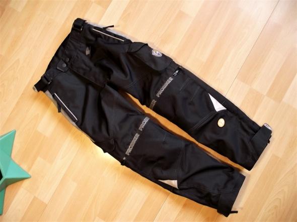 PROBIKER spodnie motocyklowe protektory 140 do 146