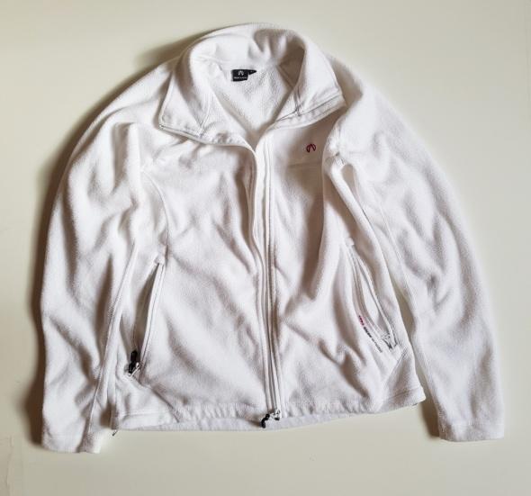 NORTH BEND Bluza Polar biały Rozm 42 XL