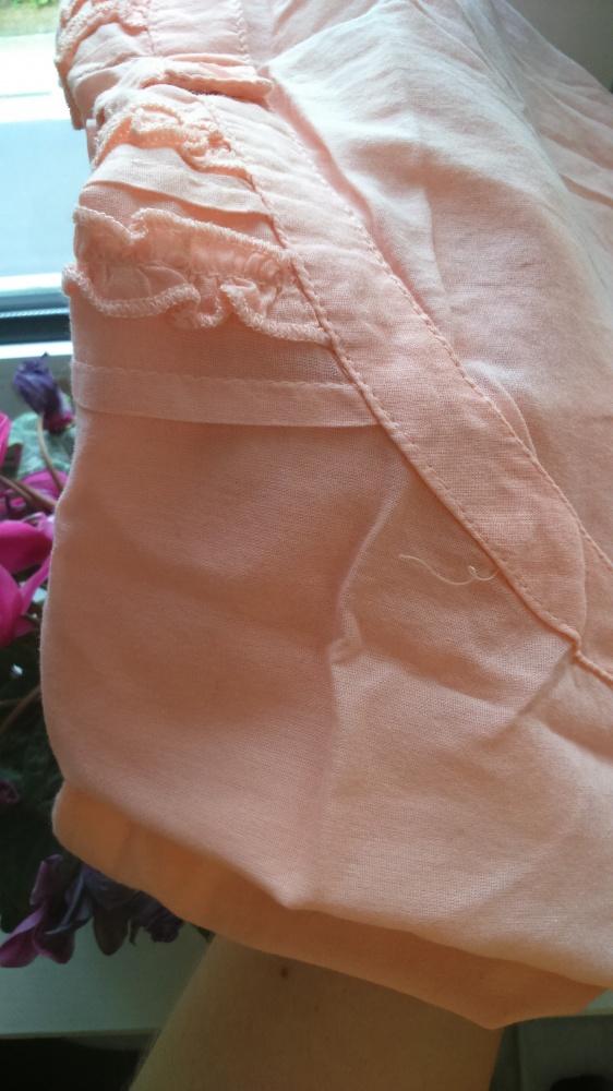 Śliczna łososiowa koszulka z Cubusa duża 44...