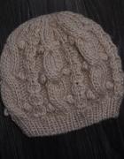 HM czapka gruba świetny skład i ciekawy splot...