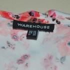 warehouse sukienka