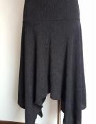 Asymetryczna spódnica H&M 38...