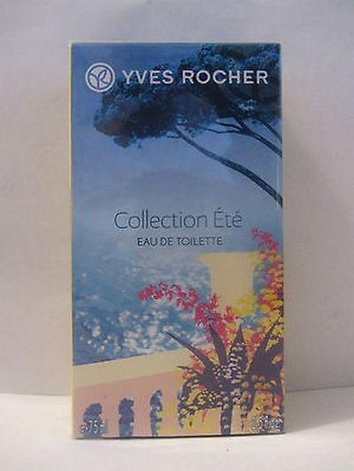 Yves Rocher woda Śródziemnomorskie lato 75ml