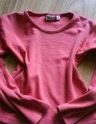 różowa bawełniana bluzeczka dziewczęca 116...