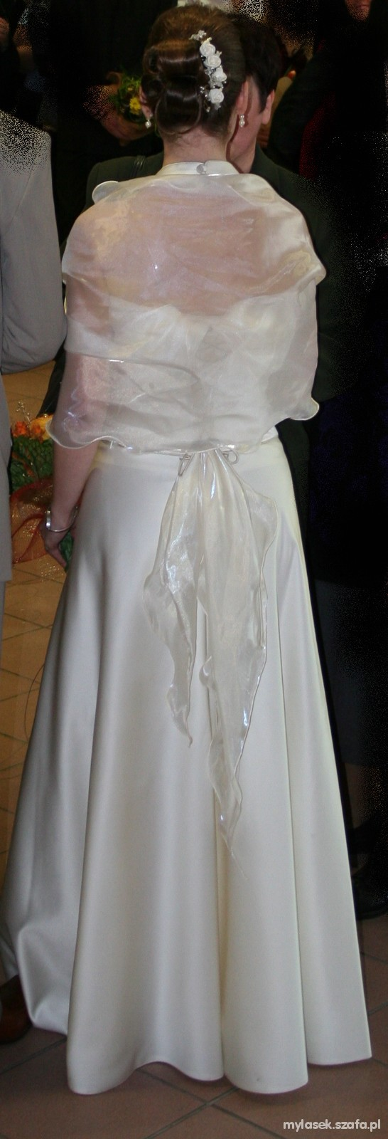 Suknia sukienka ślubna wieczorowa Spódnica gorset