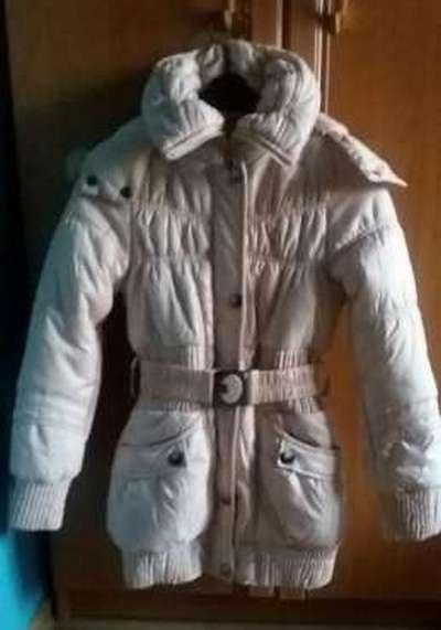 NOWA zimowa kurtka dziewczęca 140