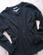 czarna bawełniana bluzka chłopięca 140...