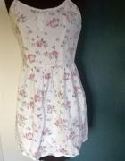 Sukienka na ramiączkach...