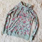 Colours bluza pastelowa w kwiatki 36 S