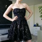 Rozkloszowana sukienka mini rozmiar S Mohito Nowa z metką