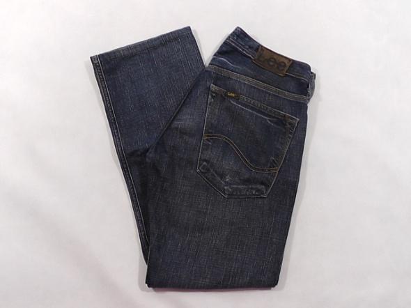 LEE FLINT spodnie męskie W30 L29 pas 80 cm
