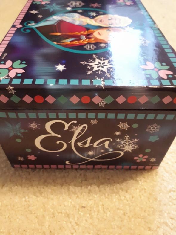 Kasetka pudełko Disney Frozen