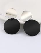 Klipsy koła srebrne model 2020 c78...