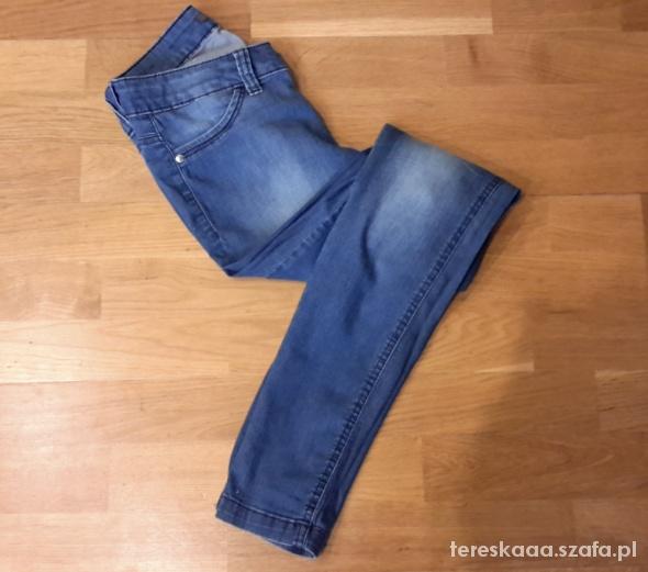 Niebieskie Jegginsy jeansy Esprit M 38...