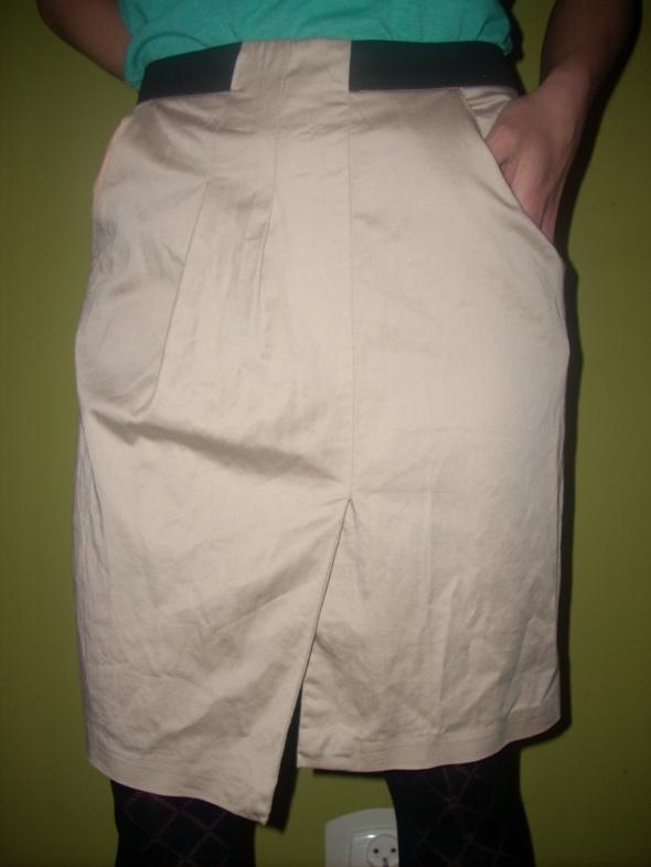 Spódnice Spódnica ecri Orsay