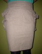 Lniana spódnica Orsay...