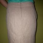 Lniana spódnica Orsay