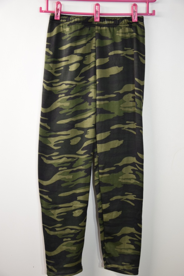 Nowe legginsy moro