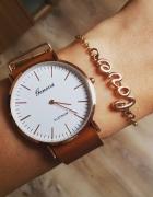 kobiecy klasyczny zegarek ala Daniel Wellington