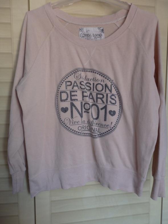 bluza pudrowy róż New Look 12
