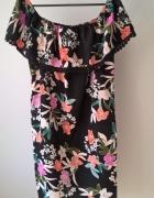 Nowa sukienka w kwiaty floral Primark M L XL...
