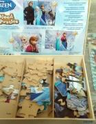 Puzzle Frozen Kraina Lodu...