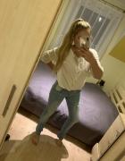 Spodnie Cropp jeans...