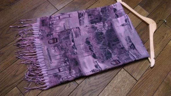 Piękna chusta szal przywieziony z Istambułu