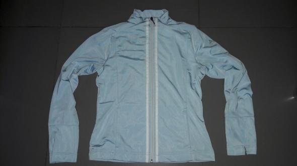 Bluza jasno niebieska adidas 38