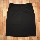 Czarna spódnica 42