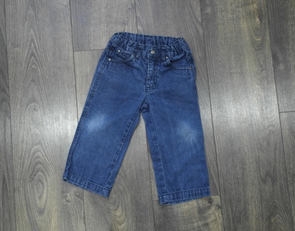 Spodnie dżinsowe plus gratis 86
