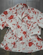 Bluzeczka z krótkim rękawem...