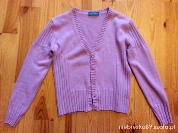 sweterek włoskiej marki GREEN COLORS rozm L 38