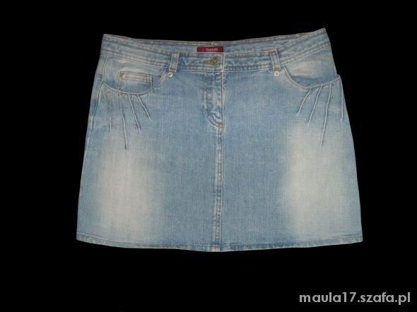 Spódnice Spódniczka mini jeansowa roz 40