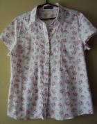 bawełniana koszula w kwiatuszki...