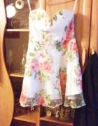 Sukienka kwiatowa firmy rare london L...
