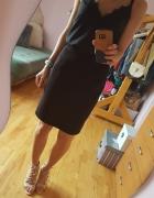 Elegancka czarna spódnica...