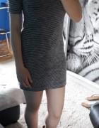 Sukienka H&M paski 38...